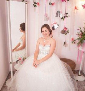 Свадебное платье👰
