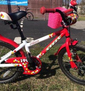 Велосипед детский stels 190