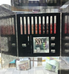 Набор Kylie Holiday edition