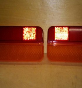 Комплект рассеивателей задних фонарей ВАЗ 2103