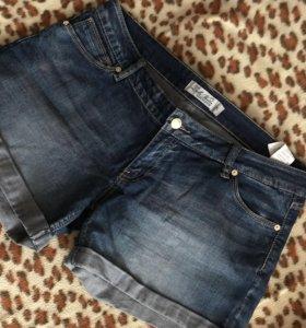 Шорты джинсовые 48-50 р-р