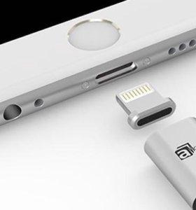 Зарядка магнит для iPhone 5-7