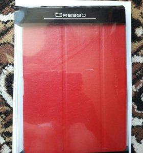 """Чехол для планшета Samsung Tab 4 10"""" красный"""