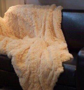Пледы и чехлы на подушки