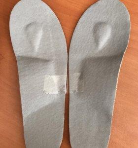 Стельки ортопедические новые 18,5 см