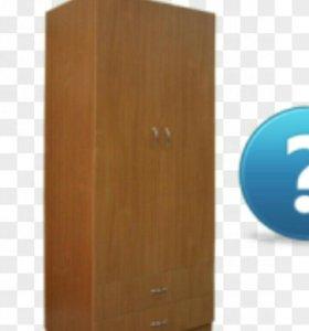 Шкаф и стелаж