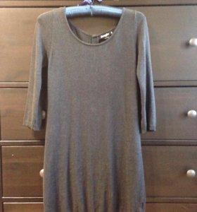 Платье Jenyffer графитового цвета