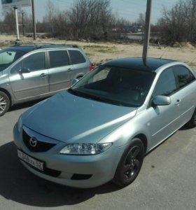 Mazda 6, 2002
