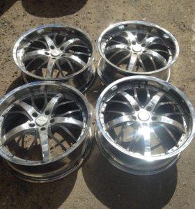 Yueling wheels r20 5x114.3