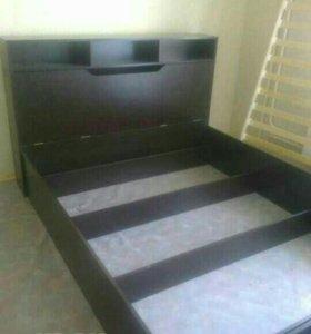 Кровать 2х-спальная