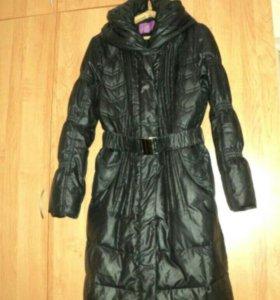 Пальто, пух 46-48