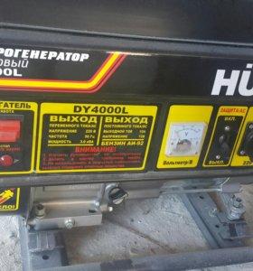 Генератор немецкий бензиновый