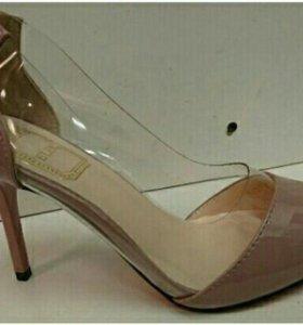 Туфли -лодочки