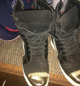 Ботинки зима 37р