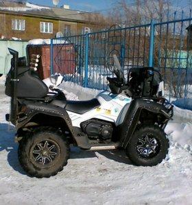 Квадроцикл CF moto x8  EPS
