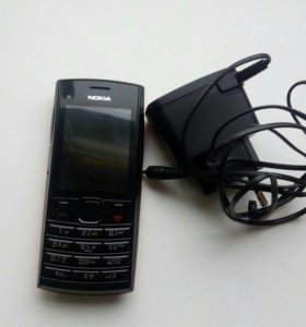 Телефон NOKIA x2-02 с з/у