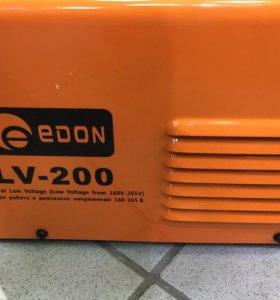 Сварочный аппарат Arron Alvarez-200