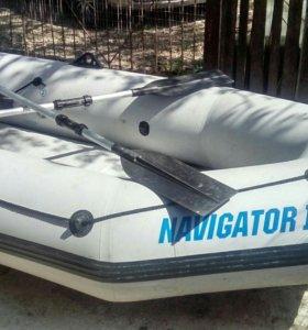 Лодка NAVIGATOR. BOAT.
