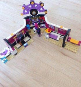 Lego friends Гримерная комната Ливи