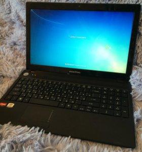 4ядерный ноутбук eMachines