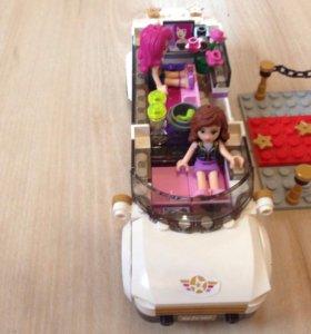 Lego friends Лимузин Ливи