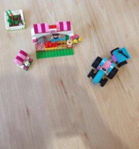 Lego friends Рынок Оливии