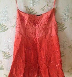 Новая летняя юбка