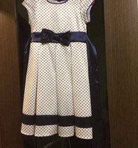 Платье на девочку 122 см