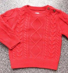 Новый свитер GAP