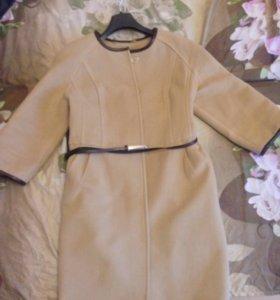 Стильное пальто 42-44