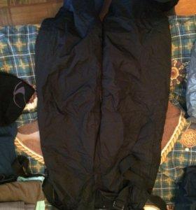 Горнолыжные, сноубордические штаны