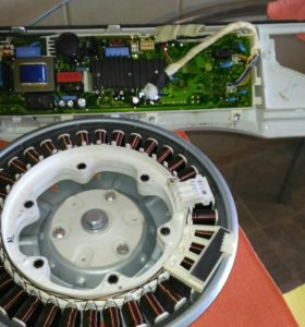 Мотор для стиральной машины lg с прямым приводом
