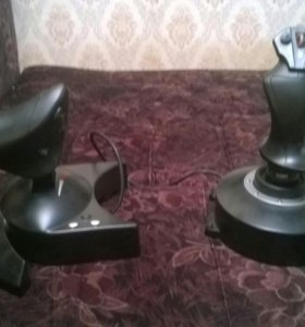 Thrustmaster T Flyght Hotas X
