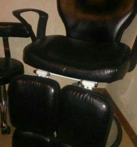 Новый педикюр. Кресло