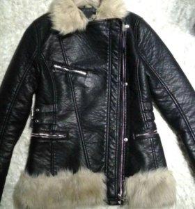 Куртка на весну 44-46 р