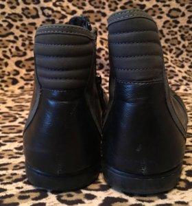 Зимние мужские ботинки о 43-44