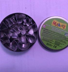 Makins формочки