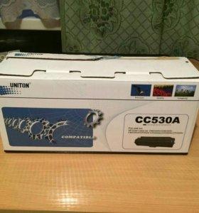 Картридж лазерный НР 304А (СС530А)