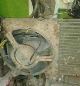Радиатор 2108-15