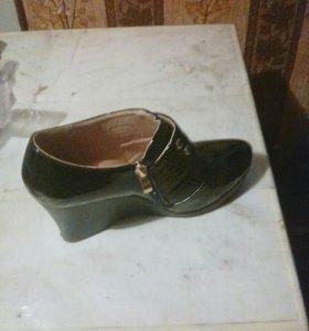 Полу ботинки 39 размер