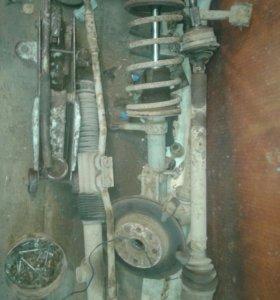 Рулевая рейка 2108