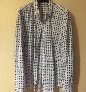 Рубашка Jack Jones мужская XXL/44