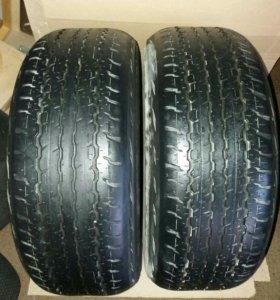 две шины Dunlop AT22 285/60R18