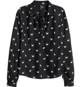 Новая блузка НМ 46