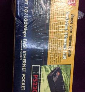 Восьмипортовый коммутатор Compex PS2208B