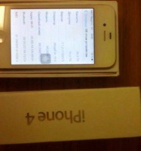 iPhone 4 32 гб