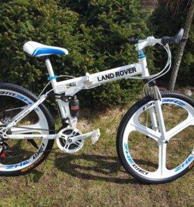 Велосипеды складные Land Rover