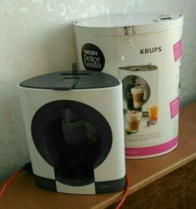 Кофемашина Nescafe Dolce Gusto