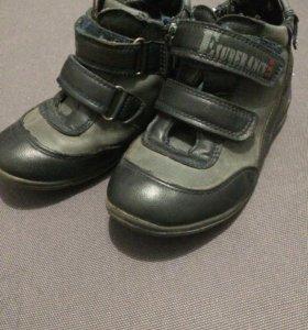 Ботинки детские размер 29