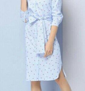 Платье-рубашка Киара размер 50